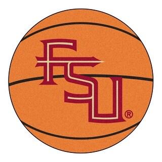 Florida State University Basketball Area Rug