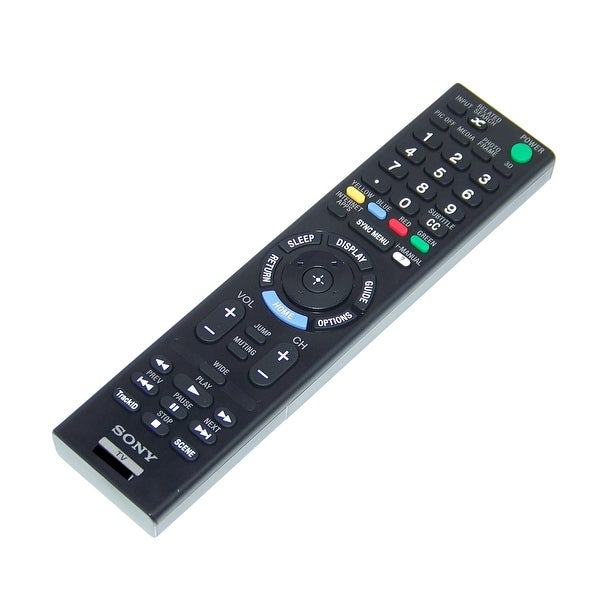 OEM Sony Remote Originally Shipped With: KDL32W650A, KDL-32W650A, KDL55HX750, KDL-55HX750