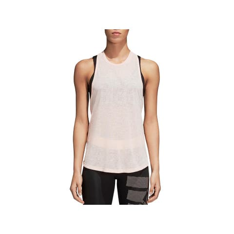 Adidas Womens Tank Top Racerback Active Wear