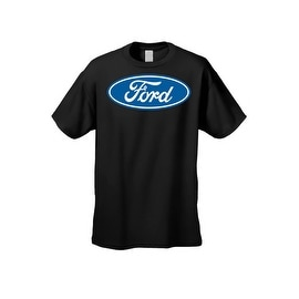 Men's T-Shirt FORD Built Tough Making Better Cars & Trucks F150 Automobile Tee