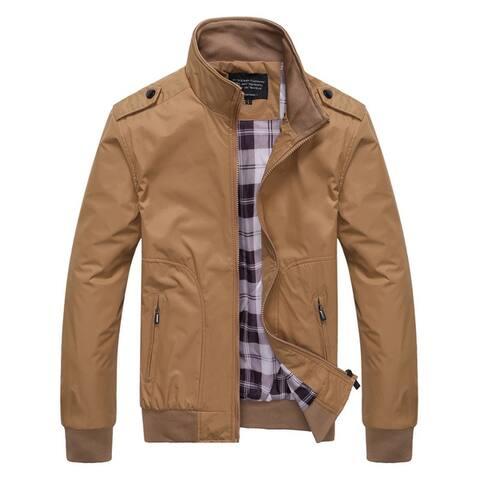 New Men's Sports Windbreaker Jacket