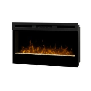 Dimplex BLF34 Wickson Wall Mounted Electric Fireplace