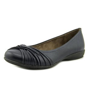 Natural Comfort Girly   Round Toe Synthetic  Flats