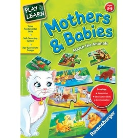 Ravensburger Mothers And Babies Learning Game