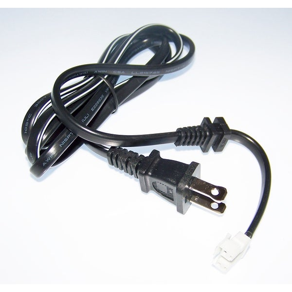 NEW OEM Philips Power Cord Cable Originally Shipped With 22PFL4507/F7, 22PFL4507/F8