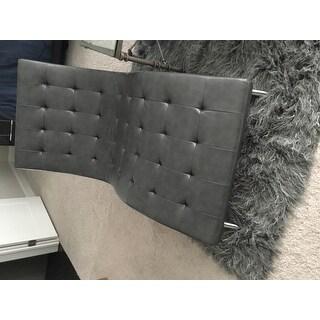 "Faux Fur Sheepskin Textured Shag Rug (5' x 7'6) - 5' x 7'6"""