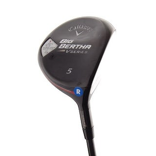 New Callaway V Series 5-Wood Bassara 52 Graphite R-Flex RH +HC