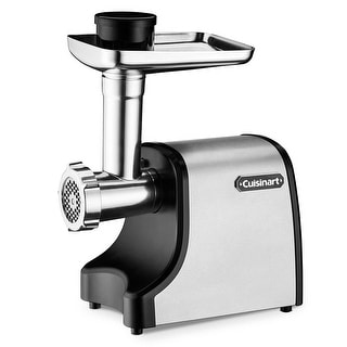 Cuisinart MG-100 Electric Meat Grinder, Stainless Steel