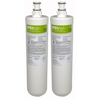 Replacement For 3M 3US-PF01 Advanced Water Filter - 2 Pack