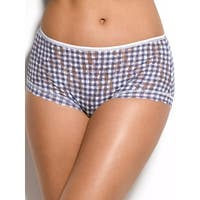 Hanky Panky Women's  Lace Check Please Betty Brief