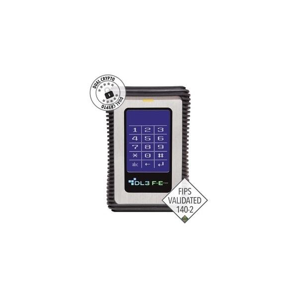 DataLocker FE0500 DataLocker DL3 FE (FIPS Edition) 500 GB Encrypted External Hard Drive - FIPS Validated External USB 3.0 HDD