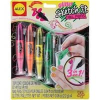 Glitter - Sketch It Nail Pens