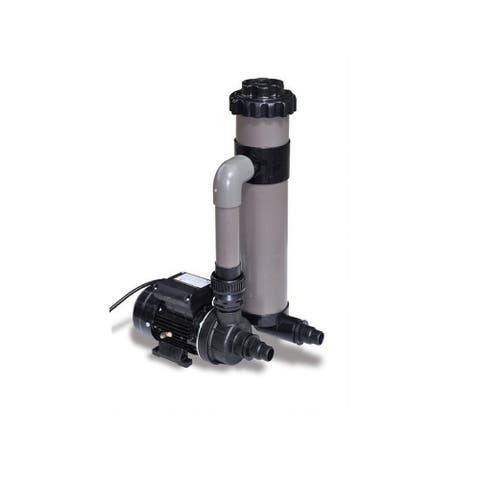 Cleaner Cartridge Filter Combo - 0.33 Hp 7.8 Sq.Ft.