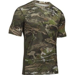Men's Under Armour 1259146 Hunting Scent Control T-Shirt Ridge Reaper Forest S