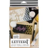 Ranger Letter It Perfect Pearls Technique Kit-