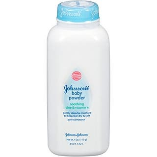 Johnson's Baby Powder with Soothing Aloe and Vitamin E, 4 Ounce|https://ak1.ostkcdn.com/images/products/is/images/direct/0d773797b79d75f0fd9895e3309d42167fcb74de/Johnson%27s-Baby-Powder-with-Soothing-Aloe-and-Vitamin-E%2C-4-Ounce.jpg?impolicy=medium