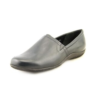 Walking Cradles Destiny Round Toe Leather Loafer