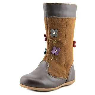 See Kai Run Nakita Toddler Round Toe Synthetic Boot