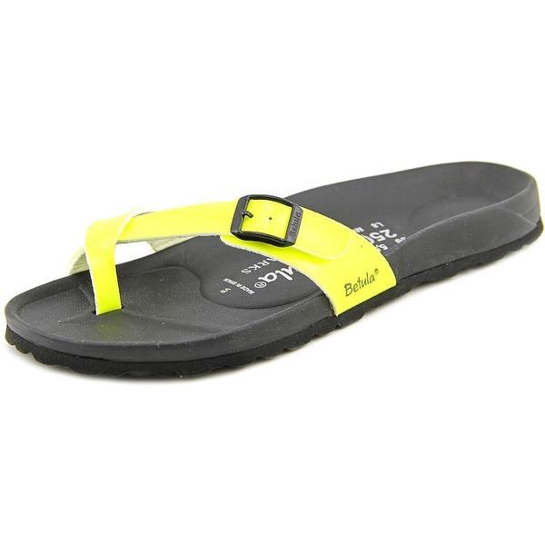 Betula Silvia N/S Open Toe Synthetic Slides Sandal
