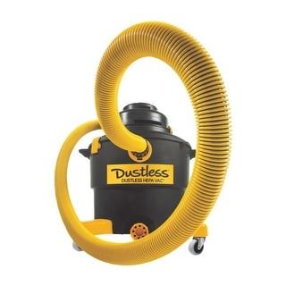 Link to Dustless  16 gal. Corded  HEPA  Wet/Dry Vacuum  10.6 are 120 volt 5 hp Black  41 lb. Similar Items in Vacuums & Floor Care