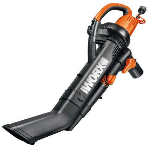 WORX WG505 Electric Blower/Vac with 12A Powerful Motor
