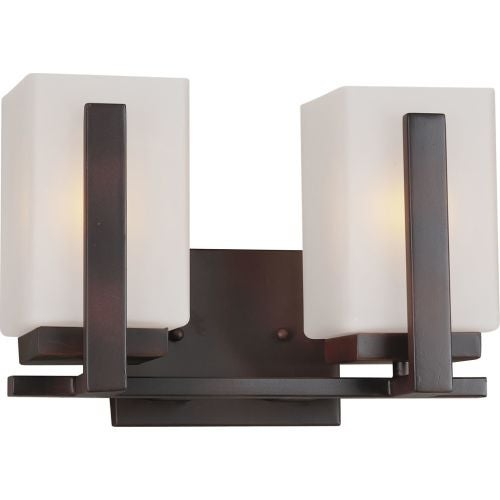 Forte Lighting 5087-02 2 Light Bathroom Vanity