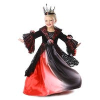 Valentina Vampire Child Costume