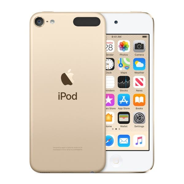 Shop Black Friday Deals On Apple 32gb 6th Generation Ipod Touch Gold Overstock 30770012