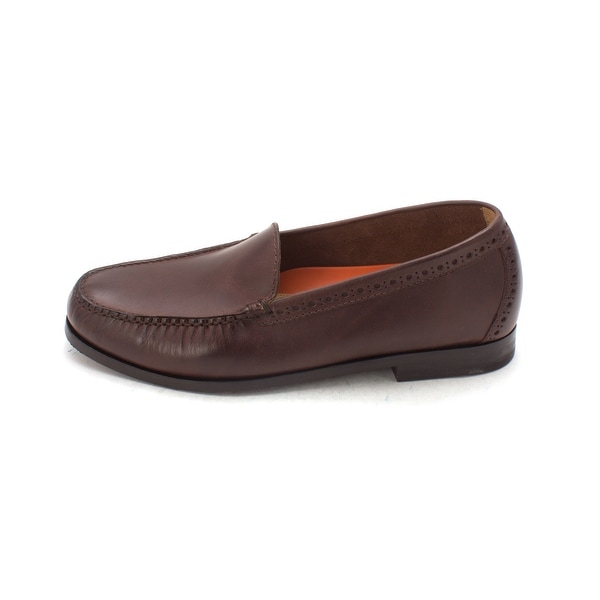 Cole Haan Mens Toddsam Closed Toe Penny Loafer - 6