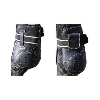 Professionals Choice Boots Horse VenTECH Leather Ankle Front