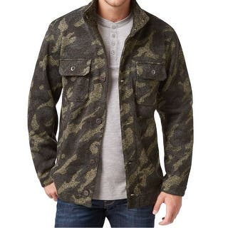 Weatherproof NEW Dark Green Mens Size Small S Camo-Print Shirt Jacket|https://ak1.ostkcdn.com/images/products/is/images/direct/0d7ec5d7c0f5fe0f045867ed27035f992d576fe5/Weatherproof-NEW-Dark-Green-Mens-Size-Small-S-Camo-Print-Shirt-Jacket.jpg?impolicy=medium