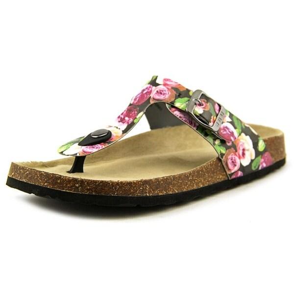 JBU by Jambu Laura Women Open Toe Synthetic Multi Color Thong Sandal