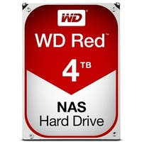 "Western Digital Wd40efrx 4Tb Red 5400 Rpm Sata Iii 3.5"" Internal Nas Hdd"