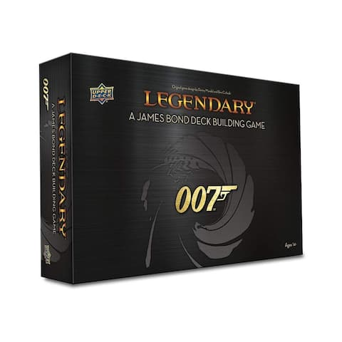 2019 Legendary: 007, James Bond Deck-Building Game