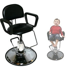 LCL Beauty Kid's Hydraulic Lift Salon and Barber Chair