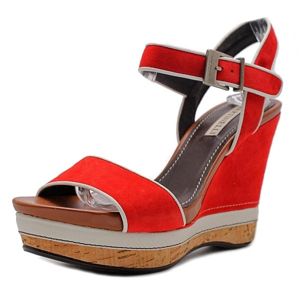 Martinelli 3 Colores Women Red/Blanco Sandals