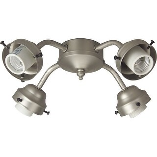 Craftmade F400L Four Light Ceiling Fan Fitter With Limiter