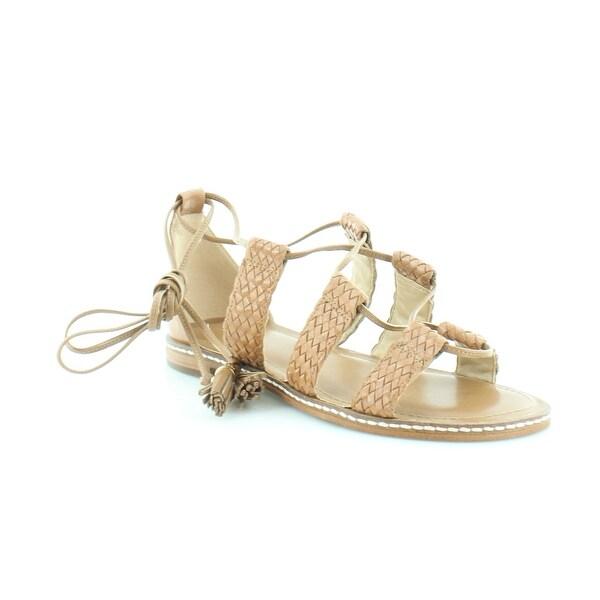 Michael Kors Monterey Gladiator Sandal Women's Sandals & Flip Flops Acorn - 5