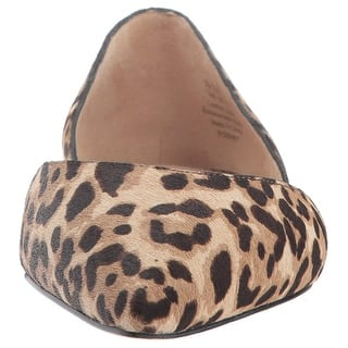 45be5e69a Sam Edelman Womens Rodney Leather Pointed Toe Slide Flats