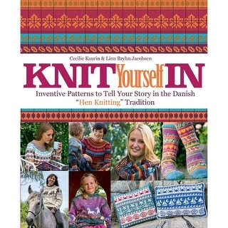 Trafalgar Square Books-Knit Yourself In