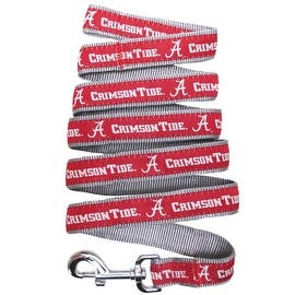 Collegiate Alabama Crimson Tide Pet Leash|https://ak1.ostkcdn.com/images/products/is/images/direct/0d87cf627a2ba5b5ab9418d02eb90f5b12a2c53c/Collegiate-Alabama-Crimson-Tide-Pet-Leash.jpg?impolicy=medium