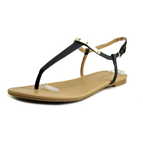 Call It Spring Womens Aareniel Open Toe Casual T-Strap Sandals