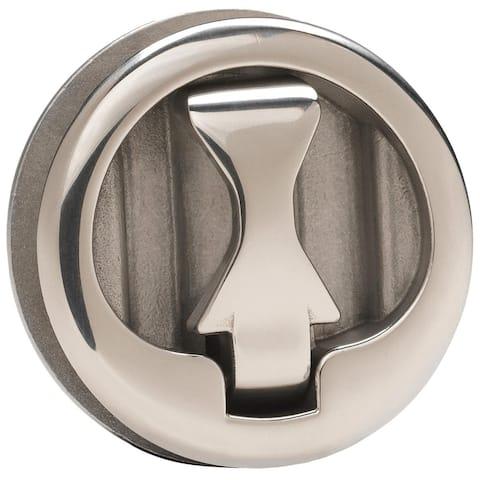 Whitecap Slam Latch Stainless Steel Non Locking I Shaped - 6094C