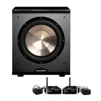 "BIC Acoustech Wireless 12"" PL-200 Subwoofer"