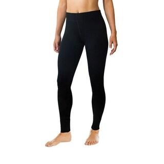 Comfortable Woman Warm Legging Underwear Brushed Fleece