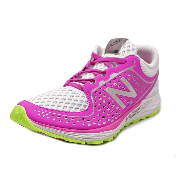 New Balance WBRE Women Round Toe Synthetic Purple Running Shoe