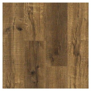 "Miseno MLVT-CANCUN Wood Imitating 7-1/8"" X 48"" Luxury Vinyl Plank Flooring (33.46 SF/Carton) - N/A"