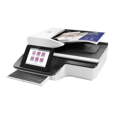 HP ScanJet Enterprise Flow N9120 fn2 Document Scanner (L2763A)