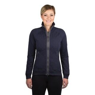 Noble Outfitters Jacket Womens Impulse Fleece Zip Front Pockets 28515