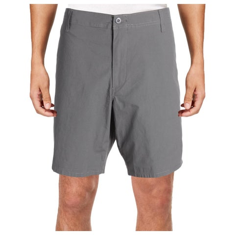 Dockers Mens Casual Shorts Flat Front Straight Fit